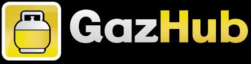 GazHub Gas Delivery Service Logo